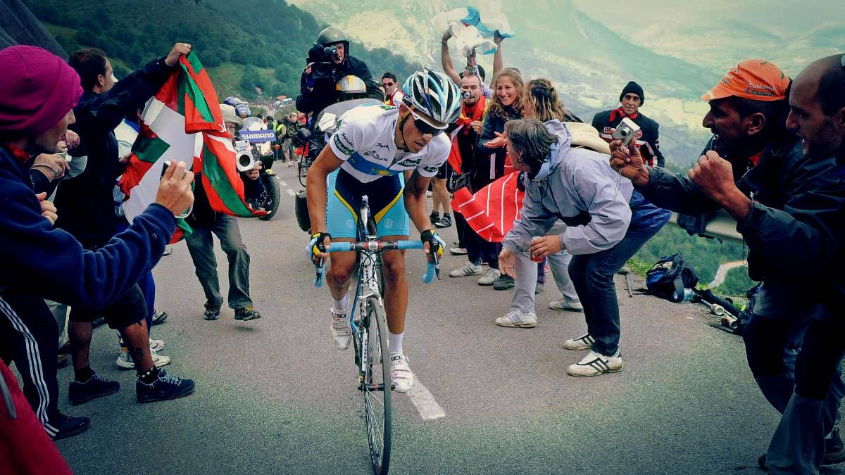 Alberto Contador Angliru