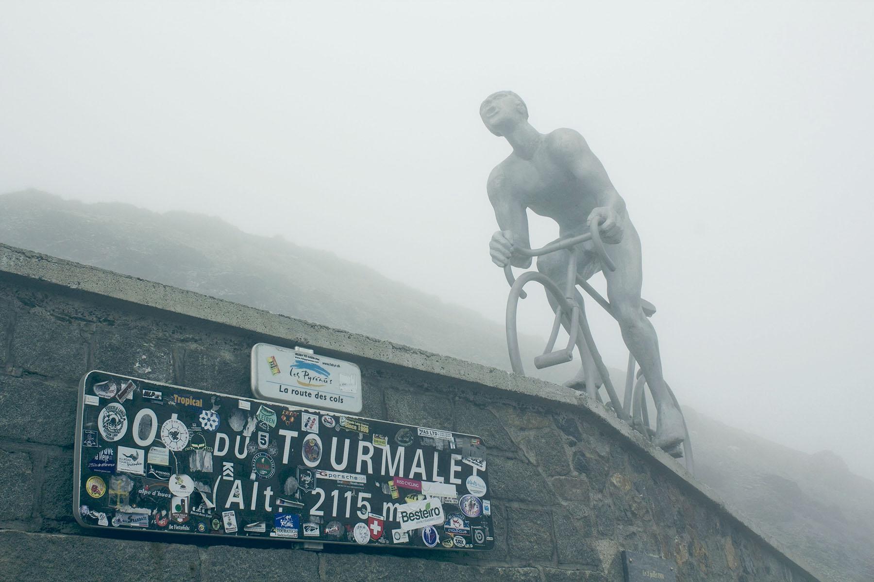 Col du Tourmalet Lapize