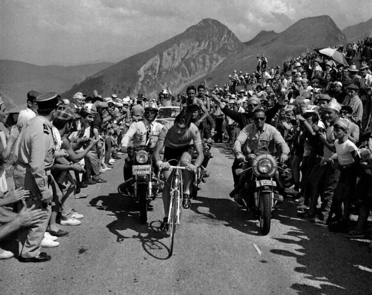 Eddy Merck Tourmalet 1969