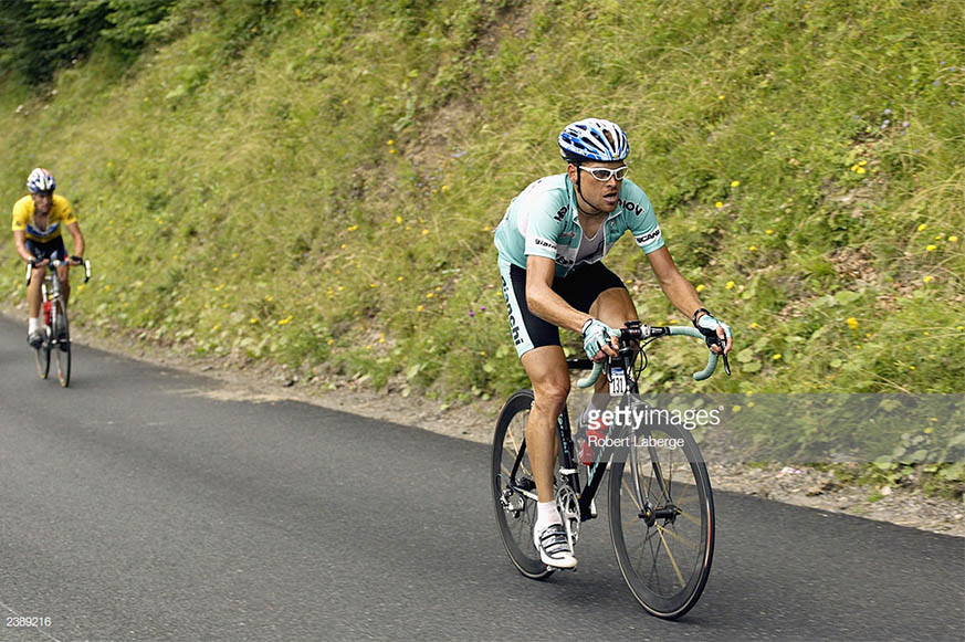 Tourmalet Ullrich vs Armstrong