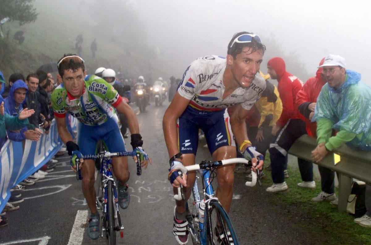 Vuelta 1999 Angliru Chava Heras