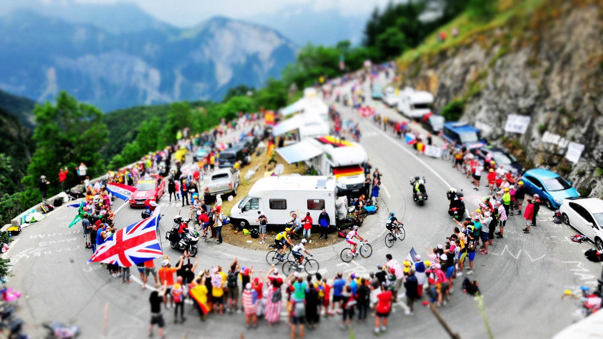 Alpe D'Huez Ciclismo