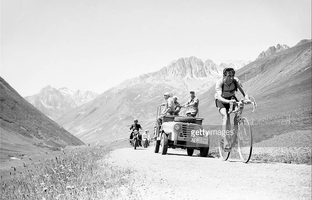 Fausto Coppi Galibier 1952