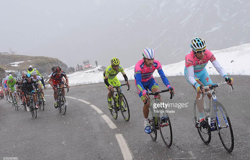 Galibier en el Giro Italia 2013