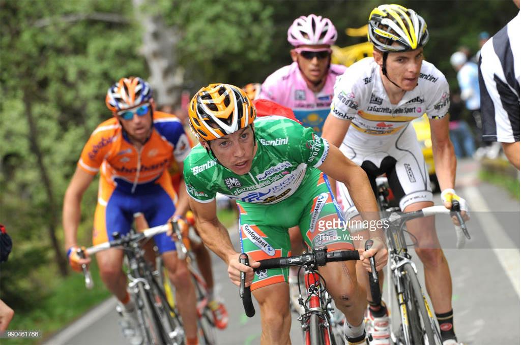 Mortirolo Sella Giro Italia 2008