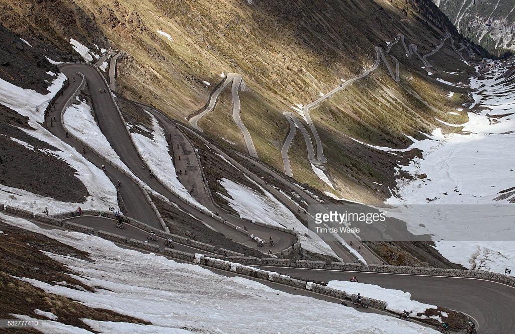 Stelvio Giro Italia