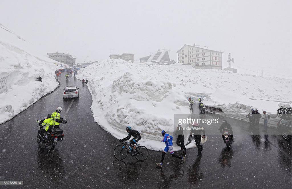 Stelvio Nieve 2014