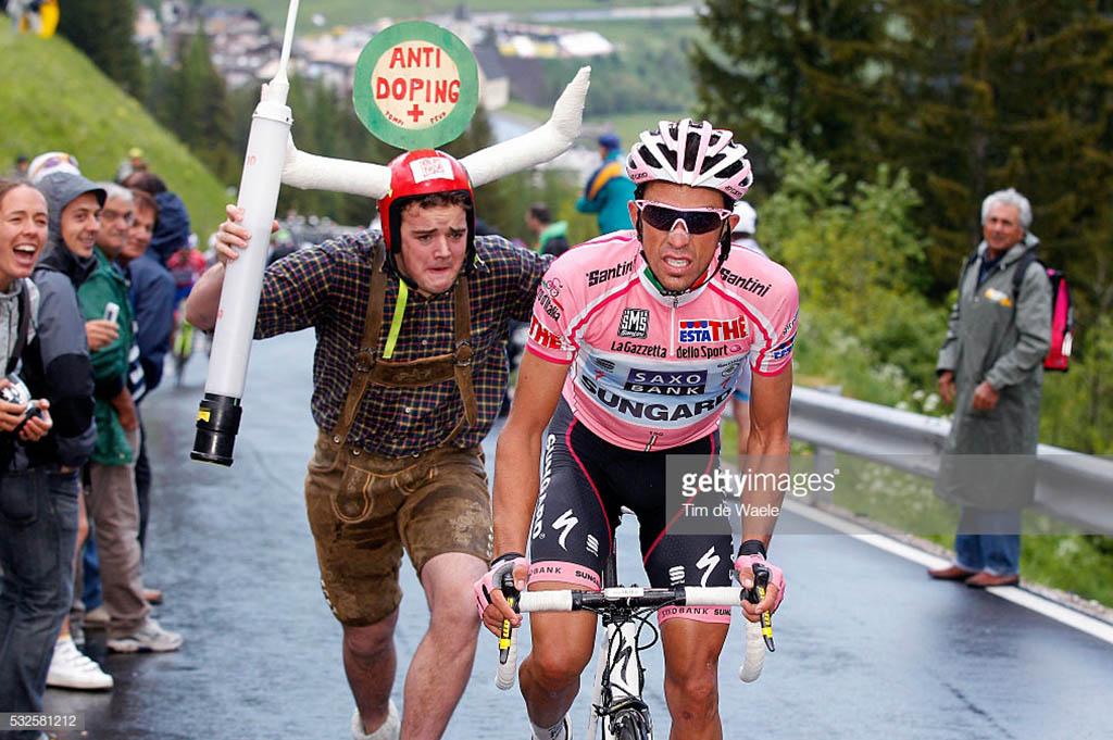 Zoncolan 2011 Alberto Contador