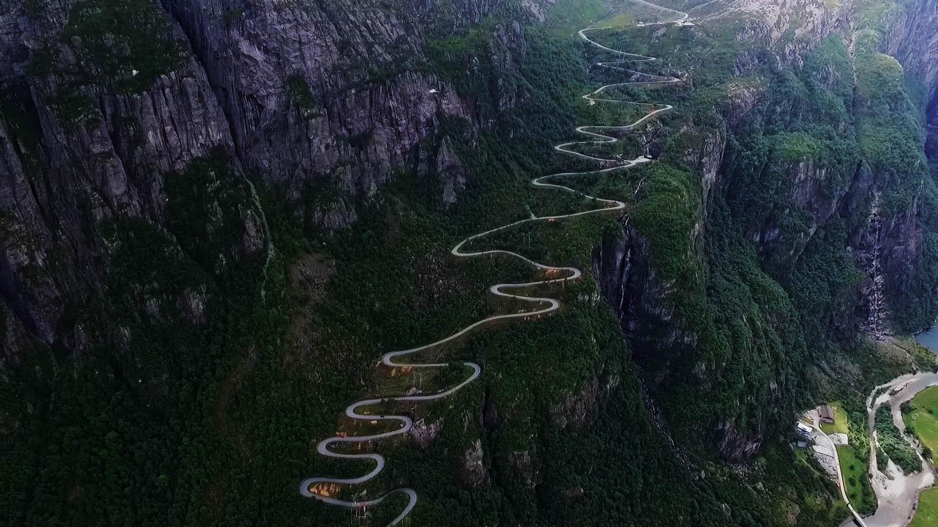 Lysefjordsveien