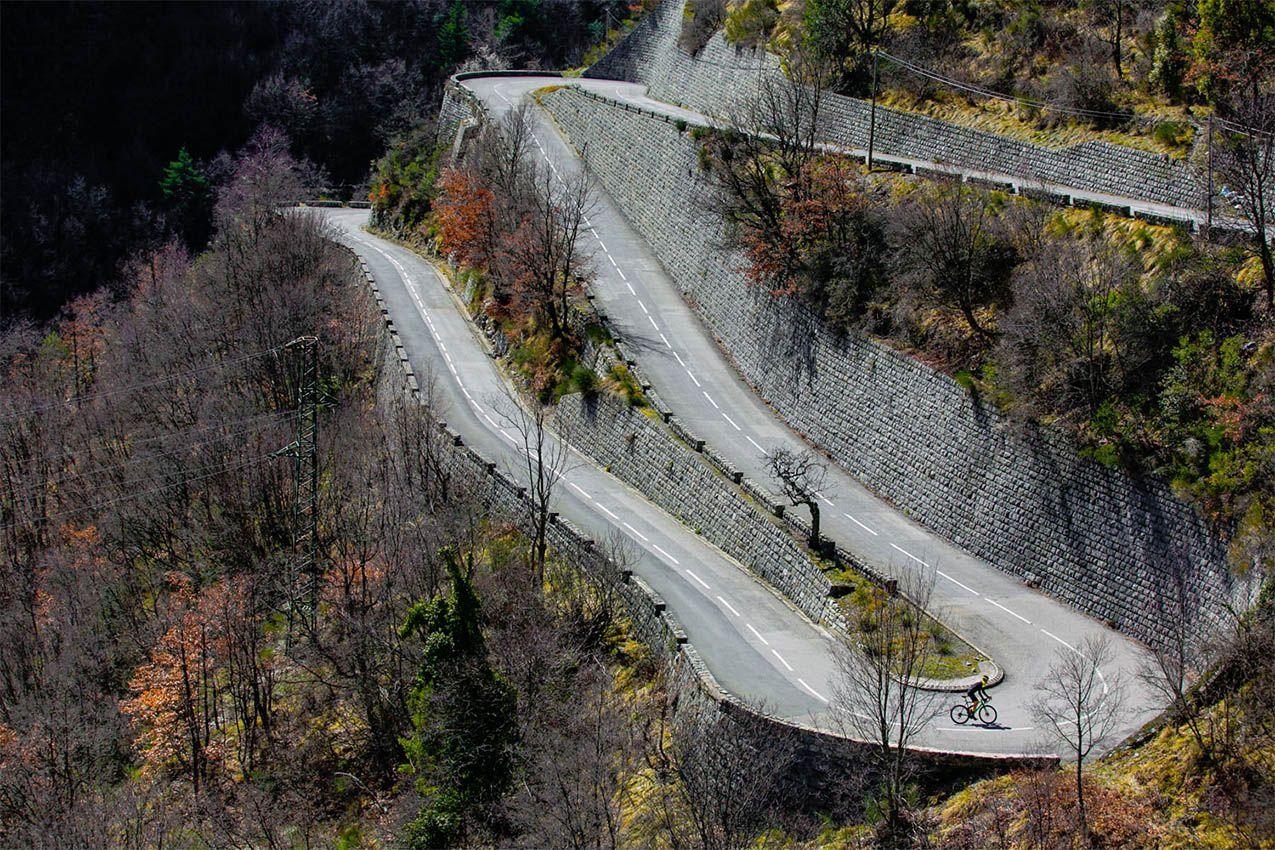 Col de Turini Ciclismo