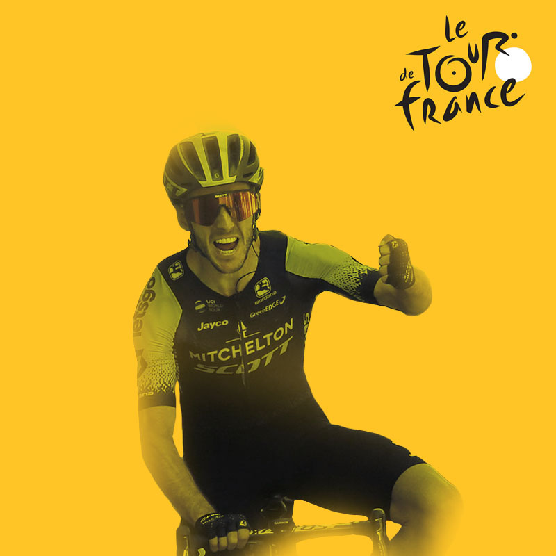 Adam Yates Tour de Francia 2019