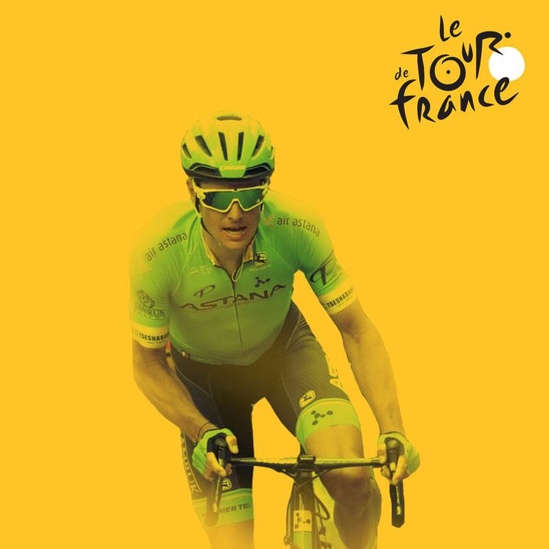 Jakob Fuglsang Tour de Francia 2019