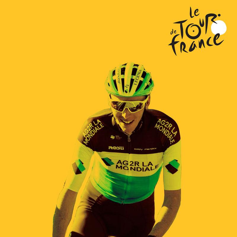 Romain Bardet Tour de Francia 2019