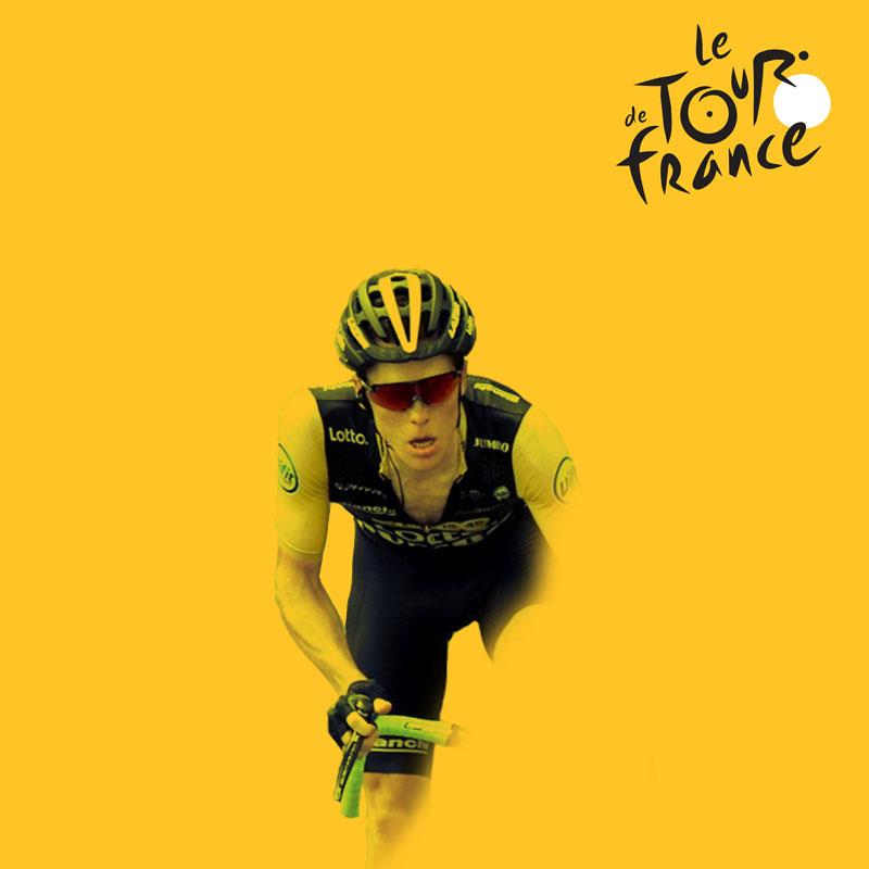 Steven Kruijswijk Tour de Francia 2019