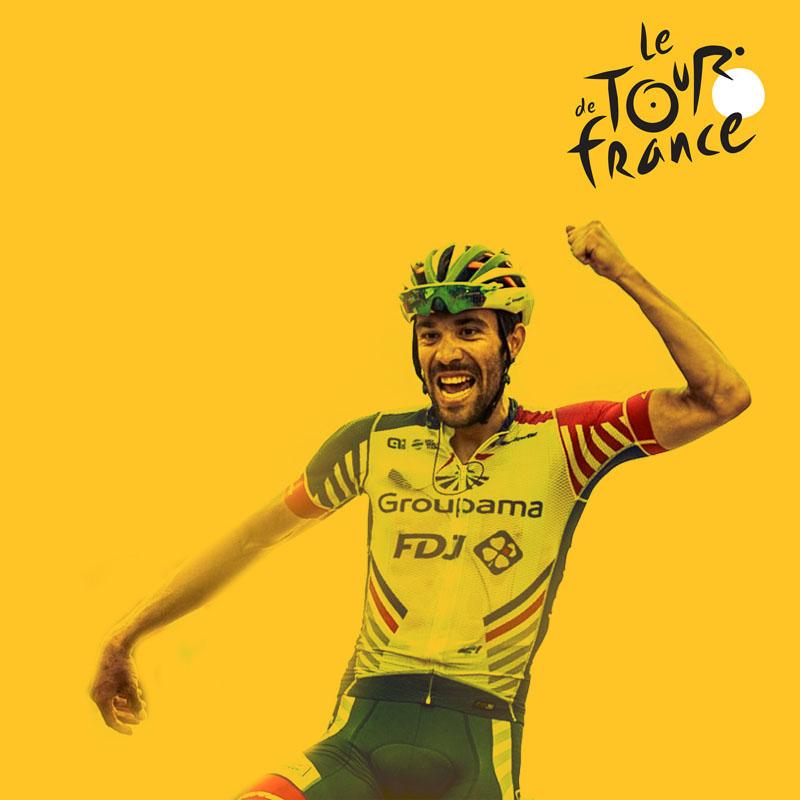 Thibaut Pinot Tour de Francia 2019