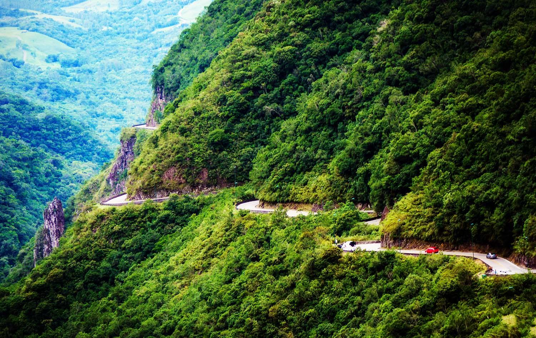 Mirador da Serra do Rio do Rastro