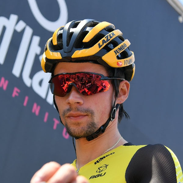 Primoz Roglic Vuelta España