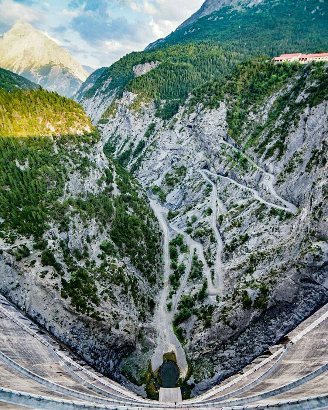 Laghi di Cancano - Passo Torri di Fraele
