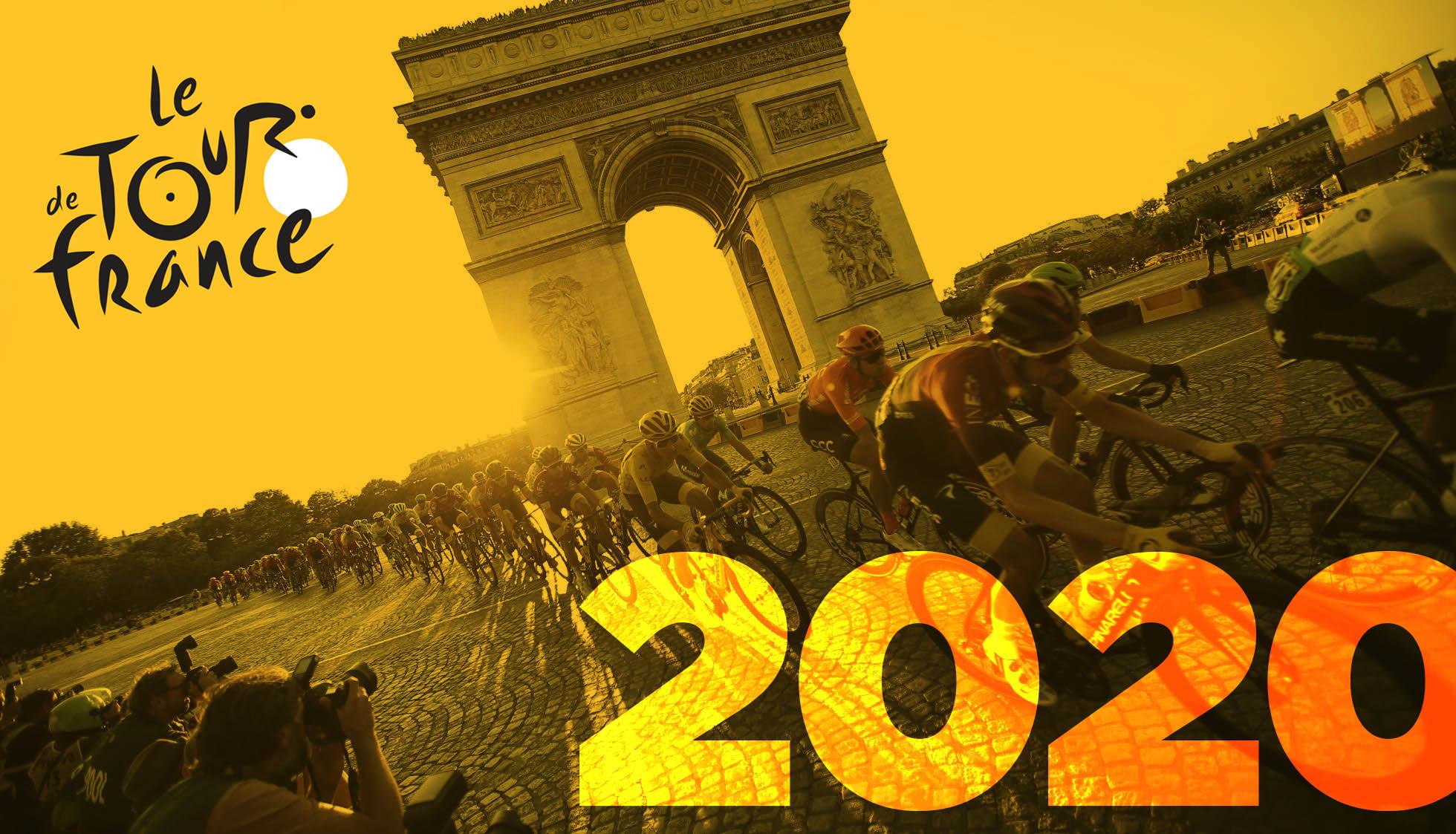 tour de francia 2020 - recorrido, favoritos y perfiles de etapa