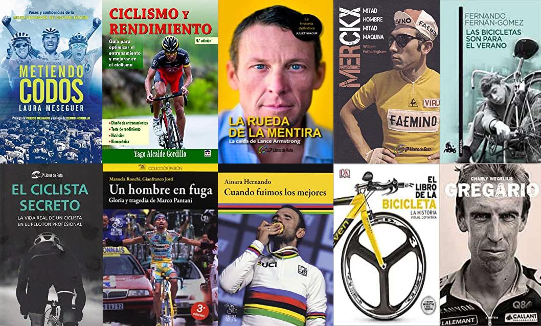 mejores libros de ciclismo