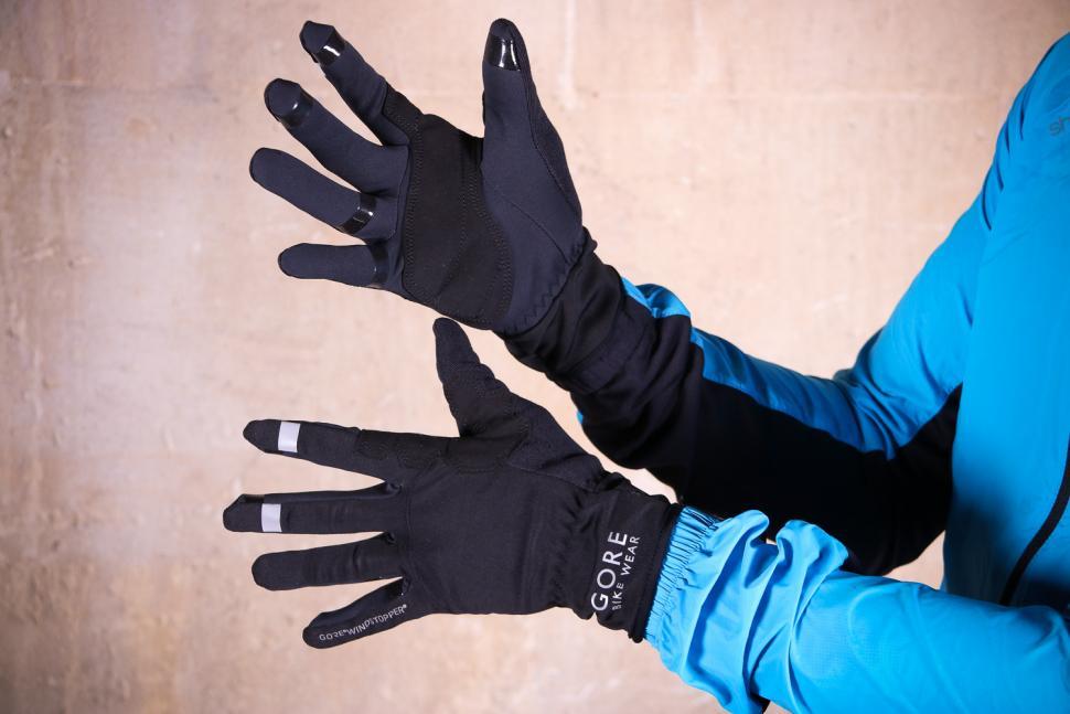 guantes ciclismo invierno gore