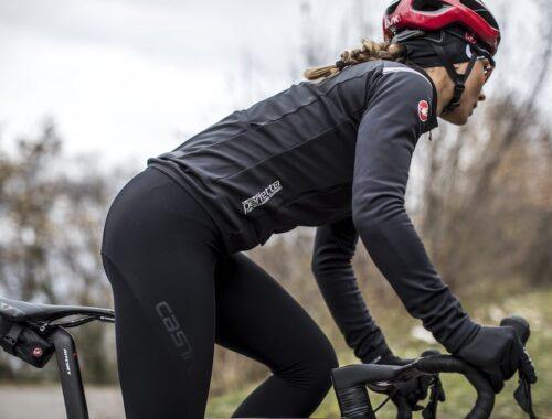 chaqueta ciclismo termica invierno