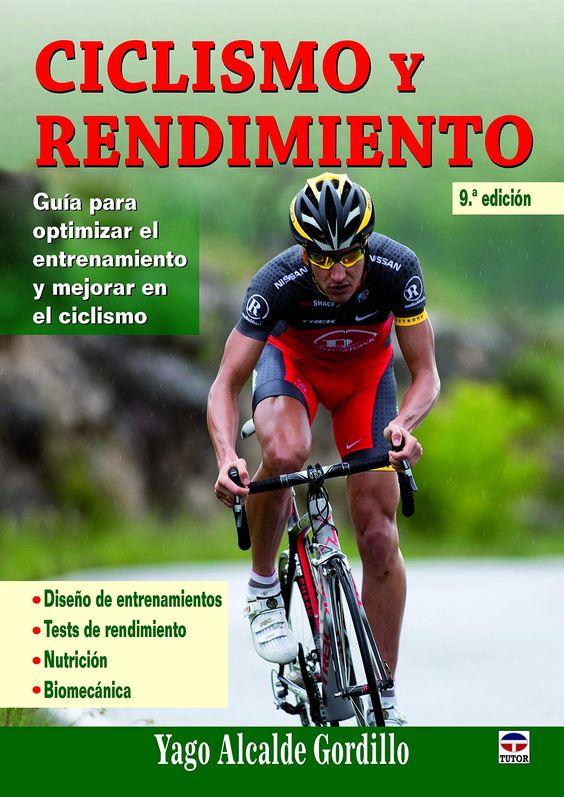 ciclismo y rendimiento libro ciclismo
