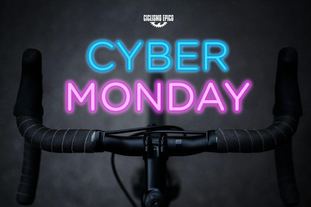 cyber monday ciclismo epico ofertas