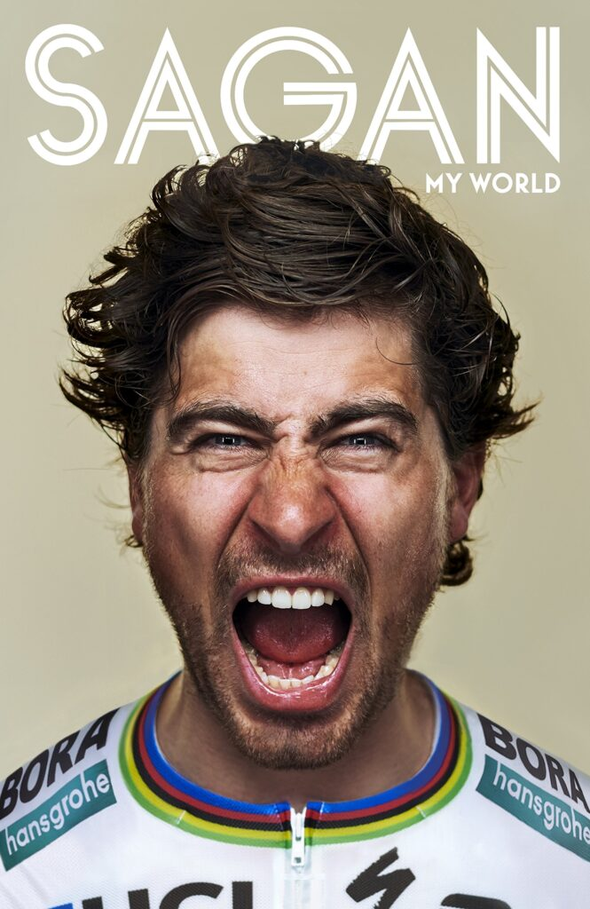 sagan mi mundo biografia peter sagan libro ciclismo