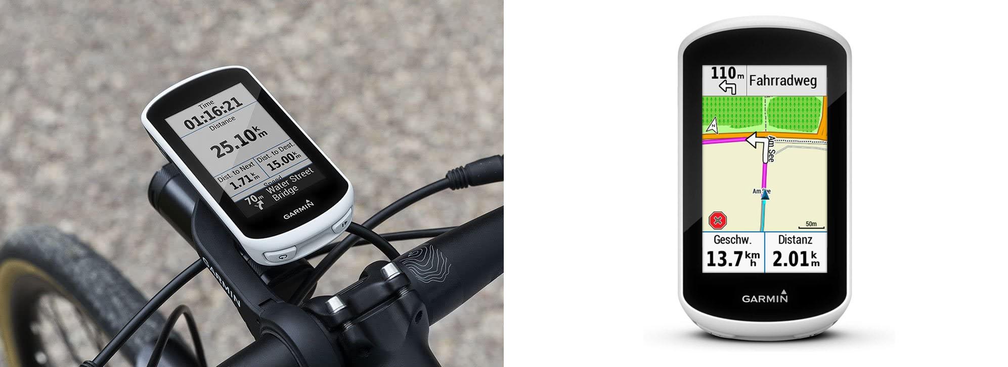 ciclomputador gps ciclismo garmin edge explorer 2021