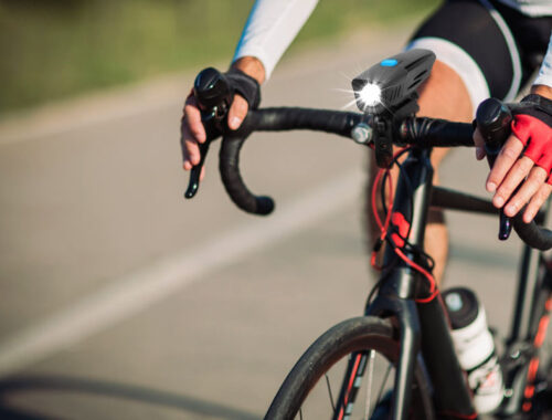 luz delantera bicicleta faro ciclismo foco frontal mtb