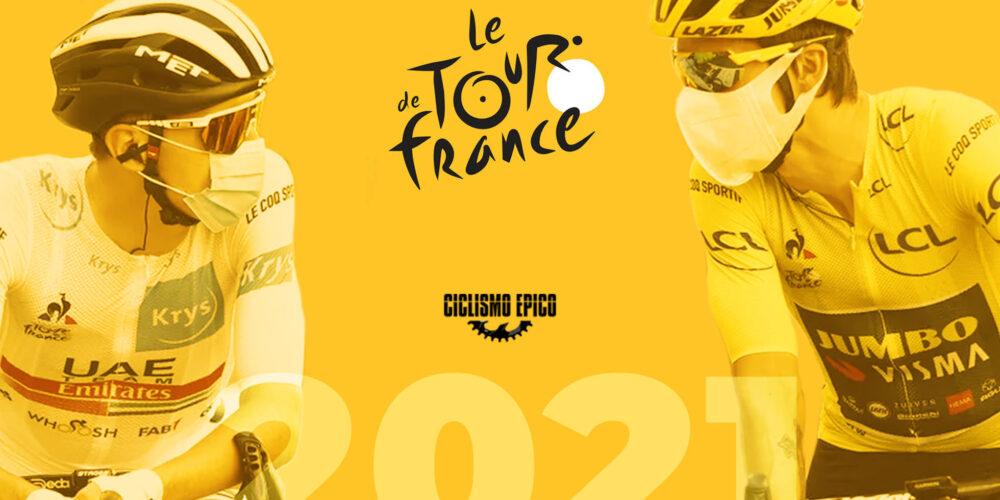 tour de francia 2021 recorrido favorito y perfiles de etapa I