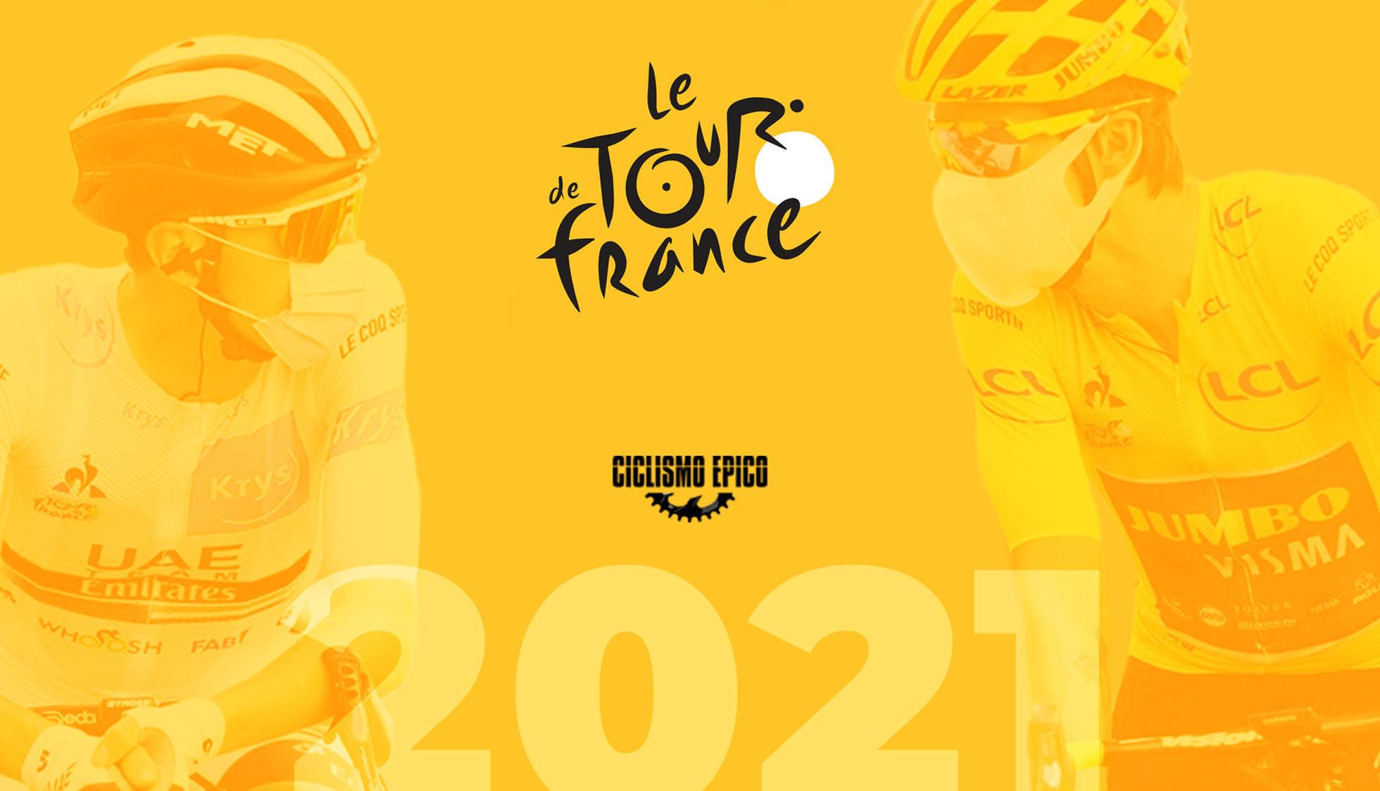 tour de francia 2021 recorrido favorito y perfiles de etapa
