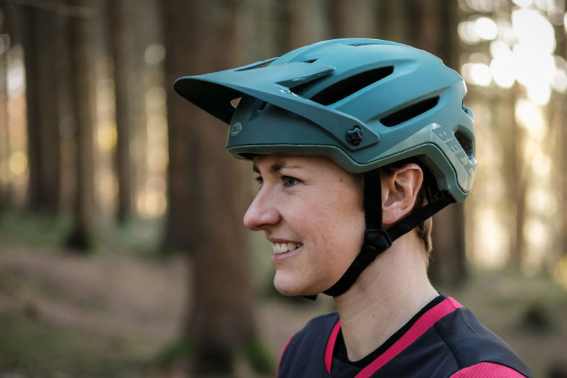 casco bell mtb forty mujer