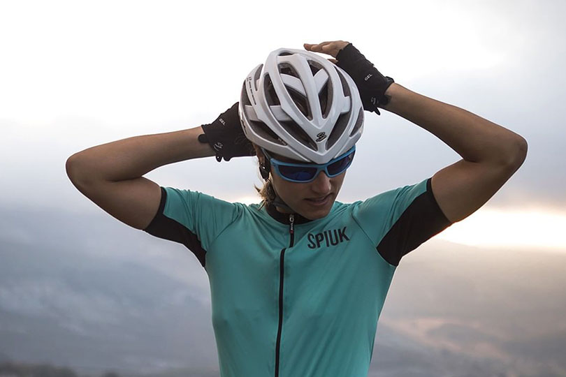 casco spiuk ciclismo mujer