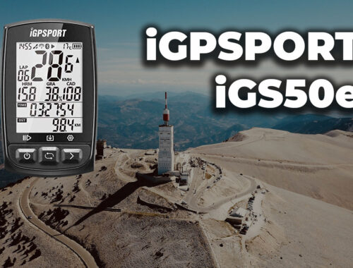 ciclocomputador gps igpsport igs50e opiniones analisis