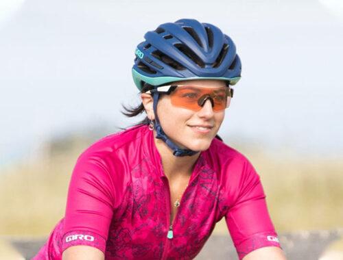 giro agilis casco ciclismo mujer