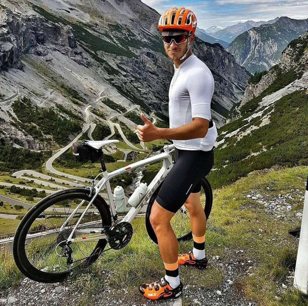 ropa ciclismo verano