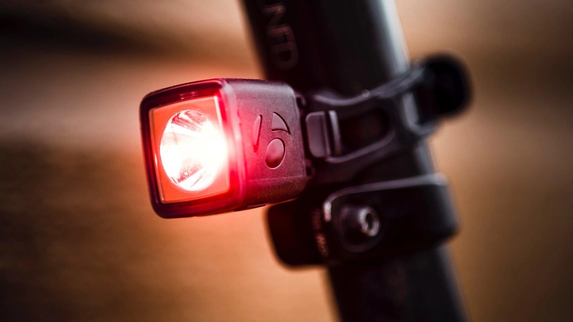 Bontrager Rear Bike Light