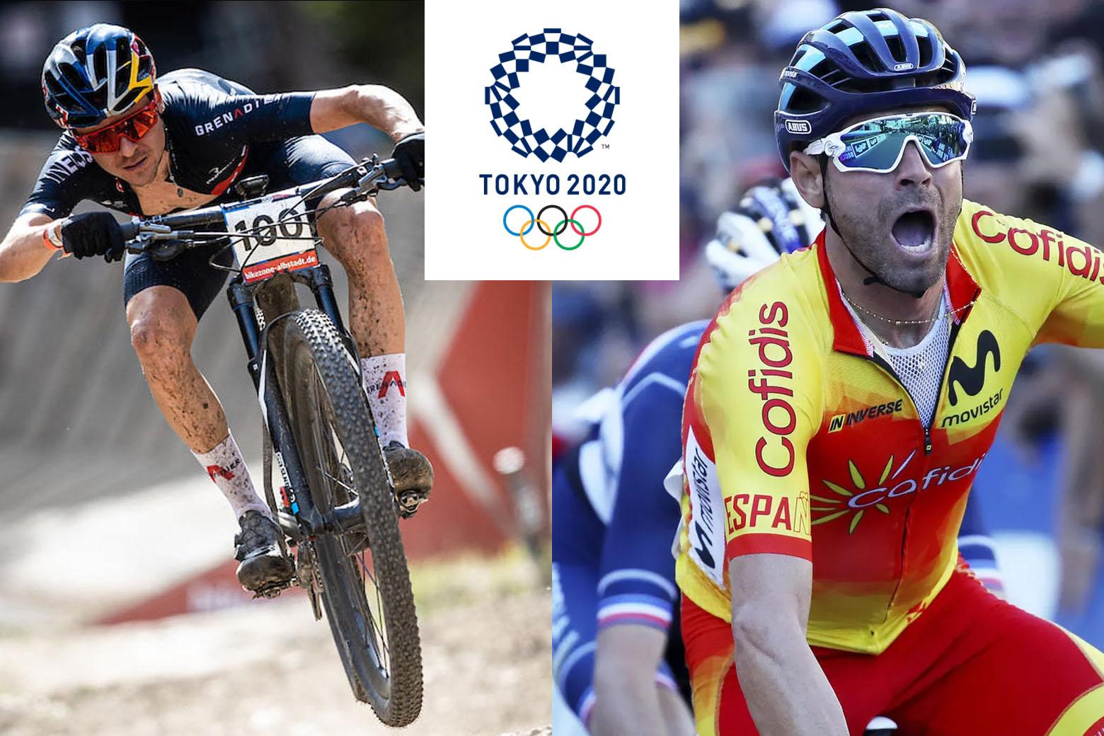ciclismo y mtb juegos olimpicos tokyo 2020