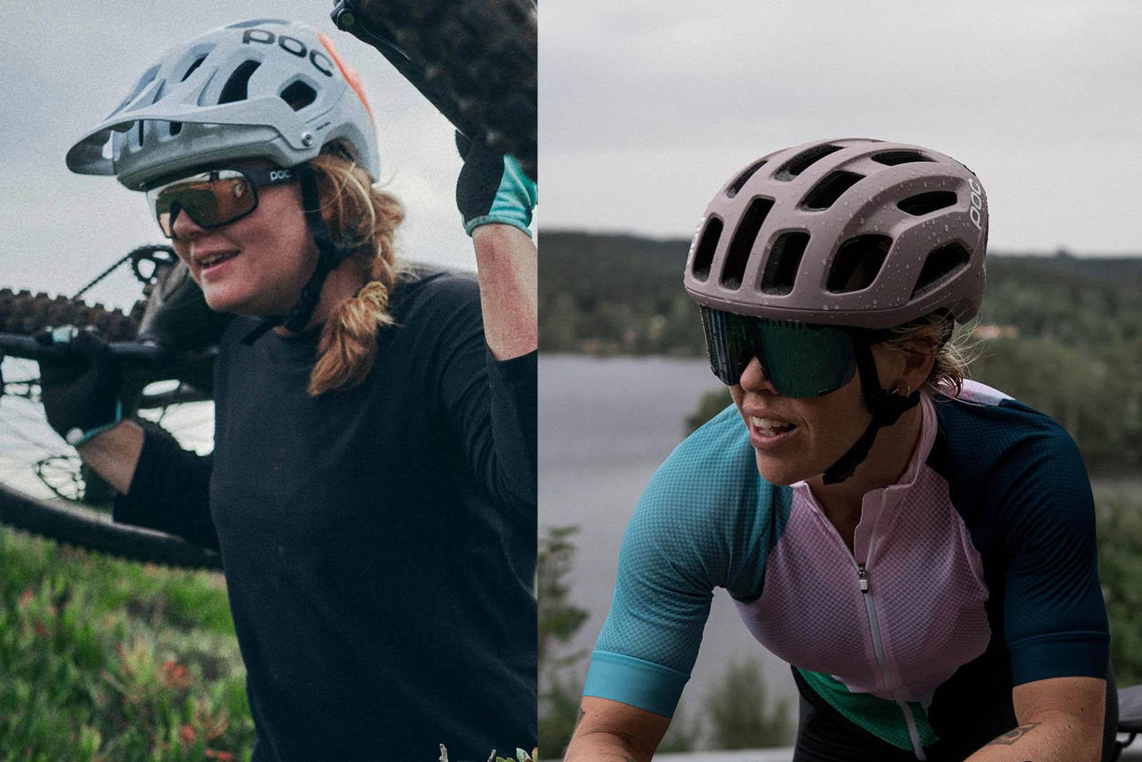 gafas ciclismo poc mujer