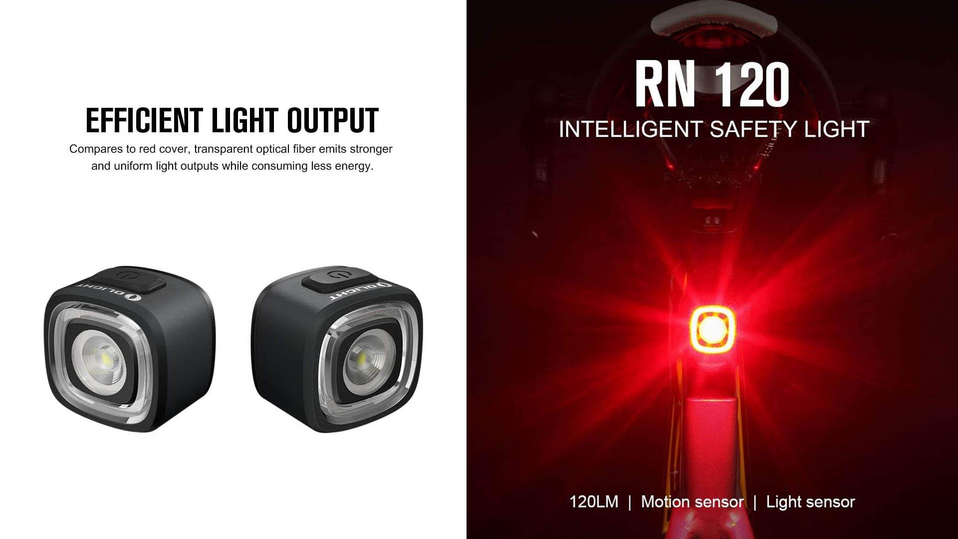 olight satefy light motion sensor