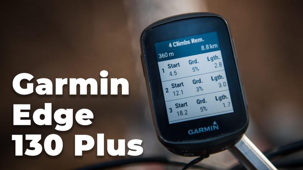 Garmin Edge 130 Plus