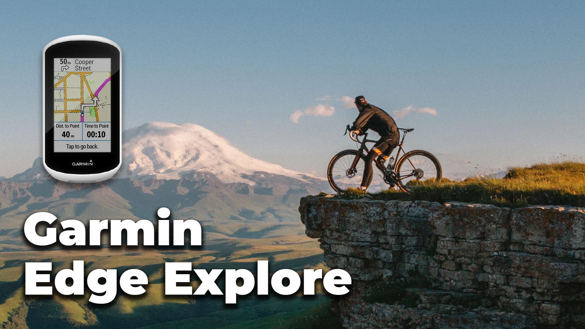 Garmin Edge Explore Opiniones