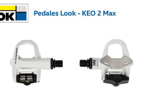 Pedales Look KEO 2 Max