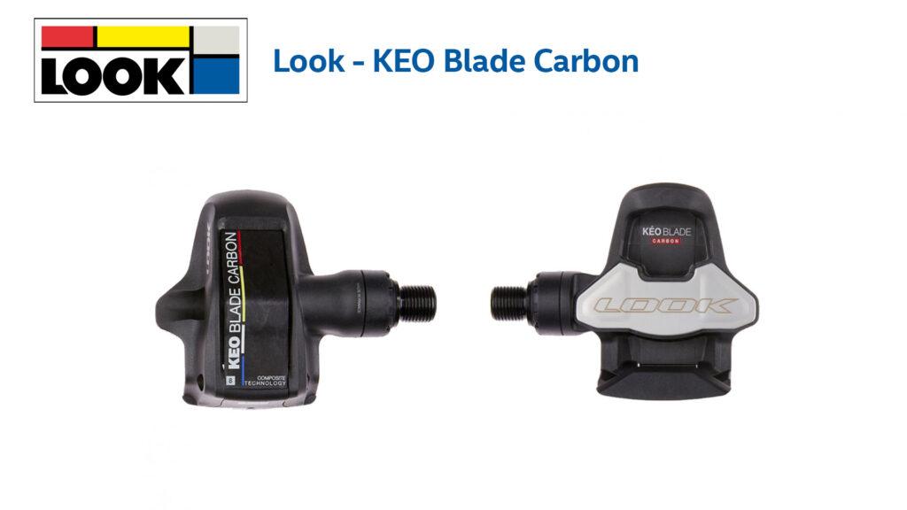 Pedales Look KEO Blade Carbon