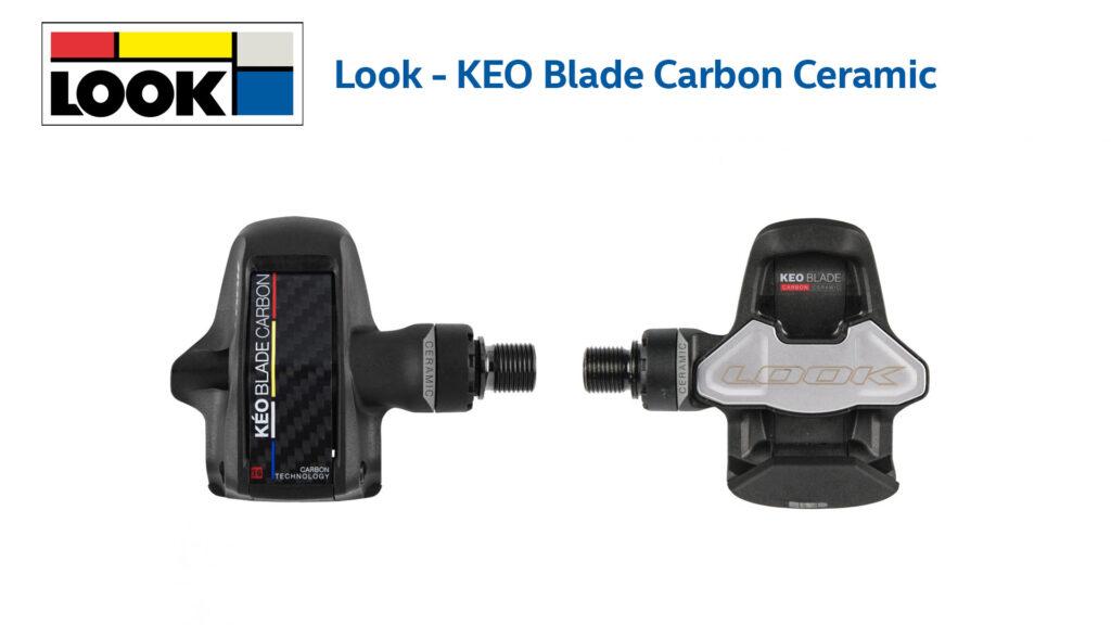 Pedales Look KEO Blade Carbon Ceramic