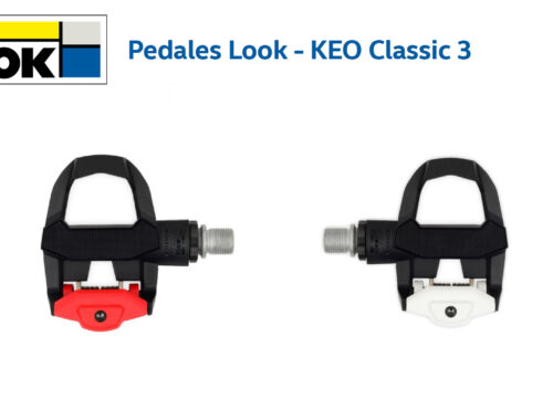 Pedales Look KEO Classic 3