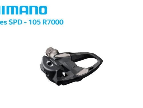 Pedales Shimano SPD - 105 R7000