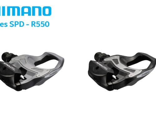 Pedales Shimano SPD - Tiagra R550